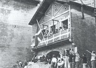 Batzokis en Barakaldo