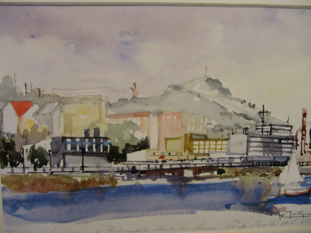 Industria y patrimonio en la ría de Bilbao (I)
