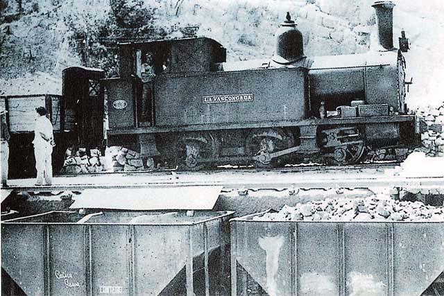 Breve historia del ferrocarril en el País Vasco (I)