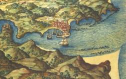 Castillo de Luchana (mal situado)