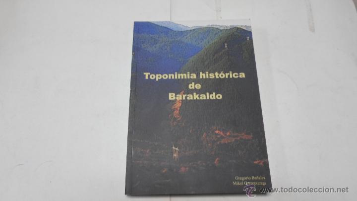 PARA LEER: «Toponimia histórica de Barakaldo»