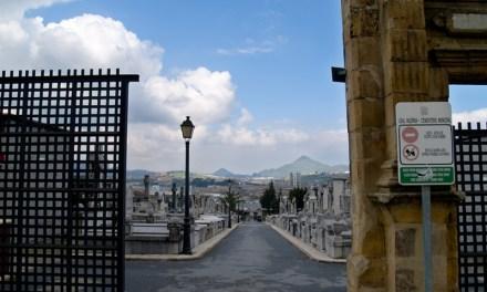 El Cementerio de Barakaldo (Vídeo)