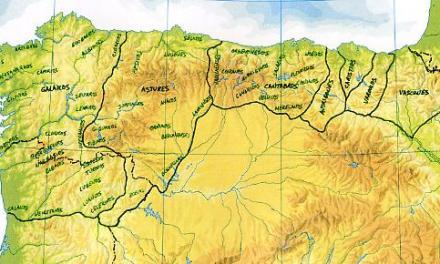 Autrigones, cántabros y pueblos vascos