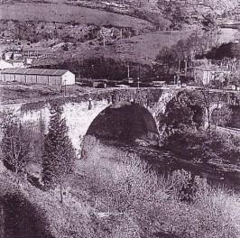El puente de Castrejana o «del Diablo»