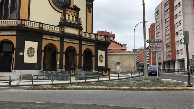 Una rotonda sustituirá el cruce en Retuerto de la N634 con avenida de Euskadi