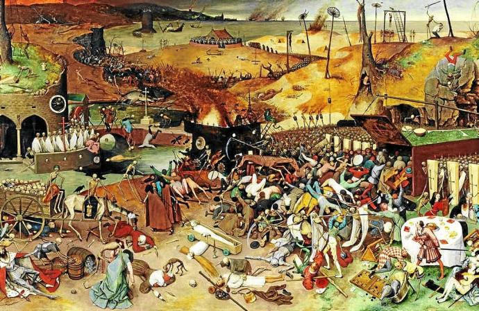 LECTURA: Las epidemias antiguas en Euskal Herria