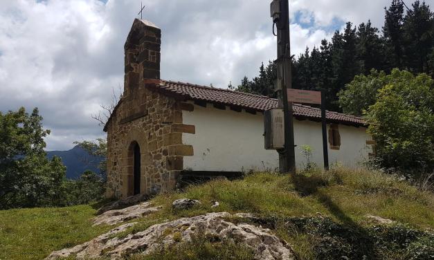 La ermita de San Sebastián de Saratxo