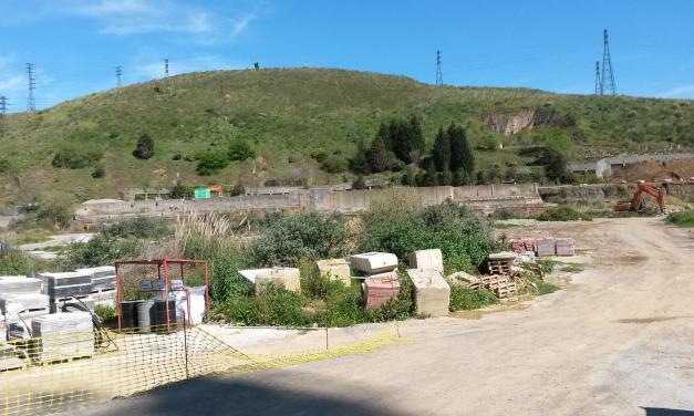 Barakaldo prevé un parque de 71.000 metros en el monte Tun Tun de Lutxana