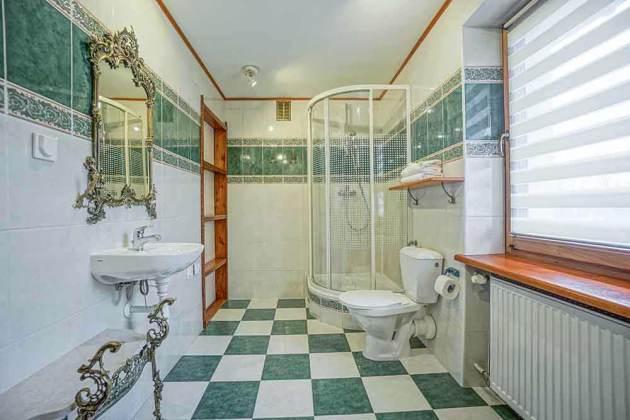 Zakopane Pokoje Gościnne Krystynka łazienka