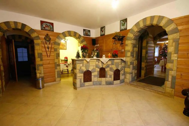 Zakopane Willa Jandor- korytarz