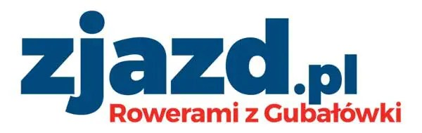 Zjazd rowerem z Gubałówki - logo