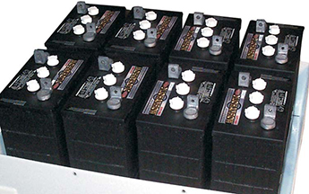 L16 batteries for Solar