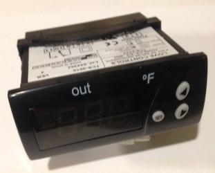 outdoor furnace aquastat controller
