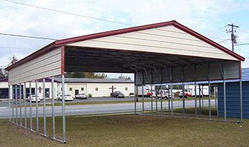 Metal Carports Benson NC North Carolina Carports