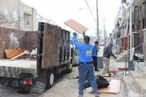 junk removal Philadelphia PA