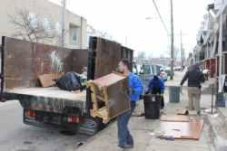 junk pick up Philadelphia PA