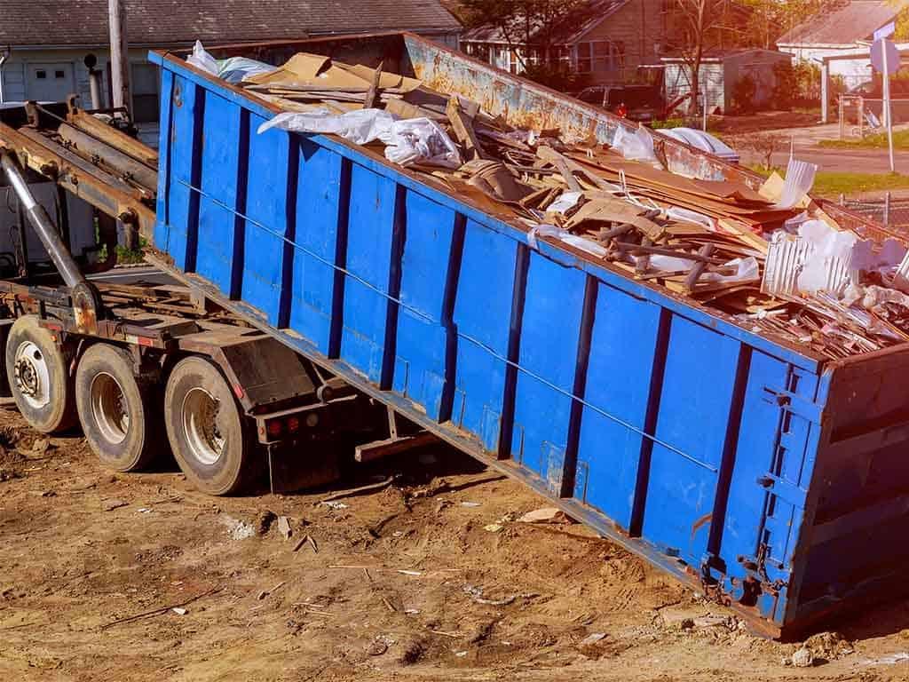 Where Do I Dump Construction Waste?