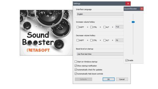 Letasoft Sound Booster Crack - EZcrack.info