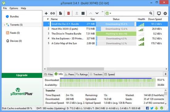 uTorrent Pro Crack - EZcrack.info