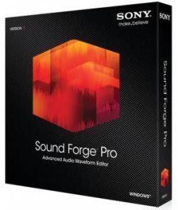 SOUND FORGE Pro Crack - EZCrack.info