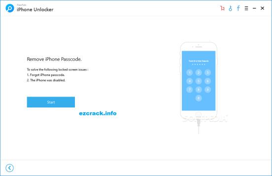 PassFab iPhone Backup Unlocker Crack - ezcrack.info