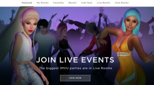 All you need to know about IMVU Live Room