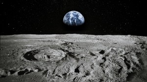 New Studies Show Presence of Water Ice Exposed in Direct Sunlight on the Moon