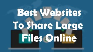 20 Best File Sharing Websites Free October 2020