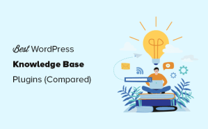 9 Best Knowledge Base Plugins for WordPress (Compared)