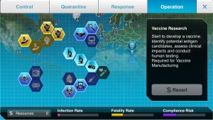 Test Your Pandemic Fighting Skills With the New 'Plague Inc: The Cure' Game
