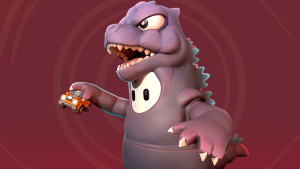 'Fall Guys' Terrifying Godzilla Skin Rises From the Depths November 3rd