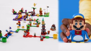 LEGO Super Mario Will Level Up in 2021, with New Sets, Enemies, and Costumes