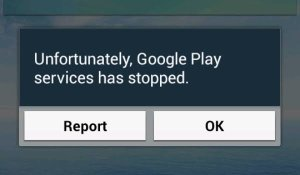 """4 Ways to Fix 'Unfortunately Google Play Services Stopped Working"""""""