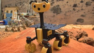 ExoMy Is a Super Cute Rover That You Can 3D Print Right From Home