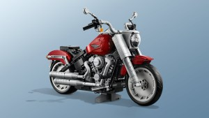 Deal Alert: You Can Grab the LEGO Harley-Davidson Fat Boy for $35 Off ($65)