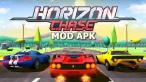 Horizon Chase – World Tour MOD APK Fully Unlocked Android Game