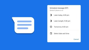 Google Messages: How To Schedule Text on Android 2020