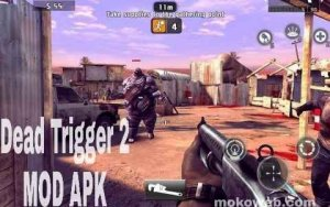 Download Dead Trigger 2 MOD Apk for Android