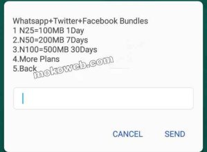 How to Subscribe to Glo WTF Social Media Bundle Plan