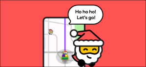 How to Drive With Santa and Enable a Christmas Theme in Waze