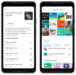 Download 10 Best Podcast Apps for Android 2021