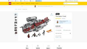 Quick Tip: Use Brick Hound to Score Hard-To-Find LEGO Sets