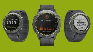 Garmin's New Enduro Watch Has an 80-Hour Battery with Solar Charging