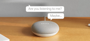 Is My Smart Speaker Always Listening to Me?