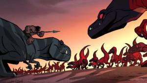 What We're Watching: 'Primal' is a Pure, Bloody Celebration of Animation
