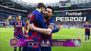 Download PES Lite 2021 for PPSSPP (Iso + Save Data + Textures Files)