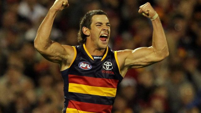 Taylor Walker Crows Captain