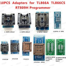 TL866II USB Universal Programmer /Bios/ECU 1 8V nand flash 24 93 25 Tl866  ii Plus generation of TL866cs/TL866A