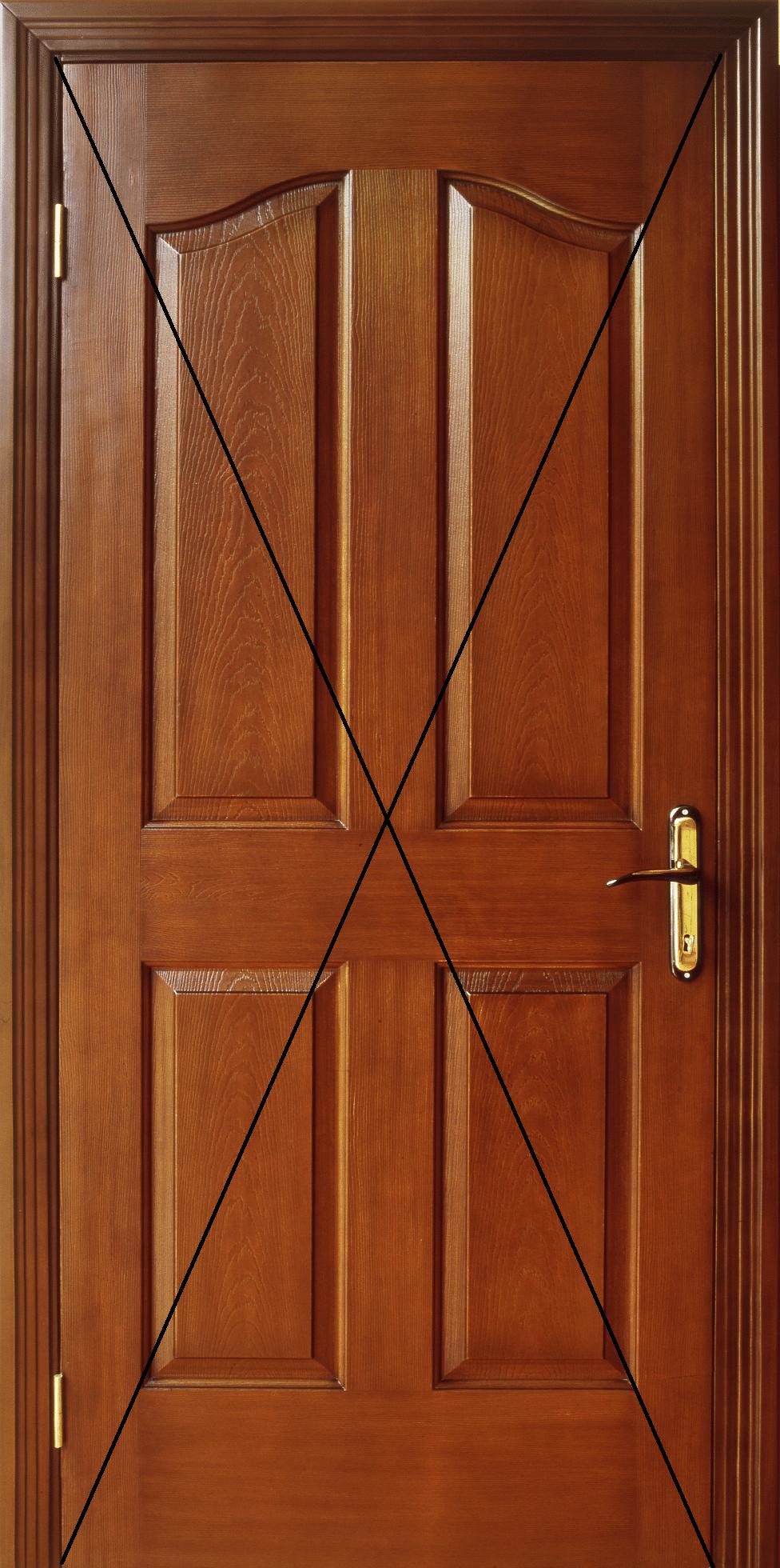door installation problems, string test