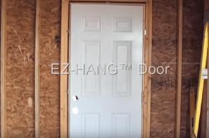 exterior door installtion, step 7
